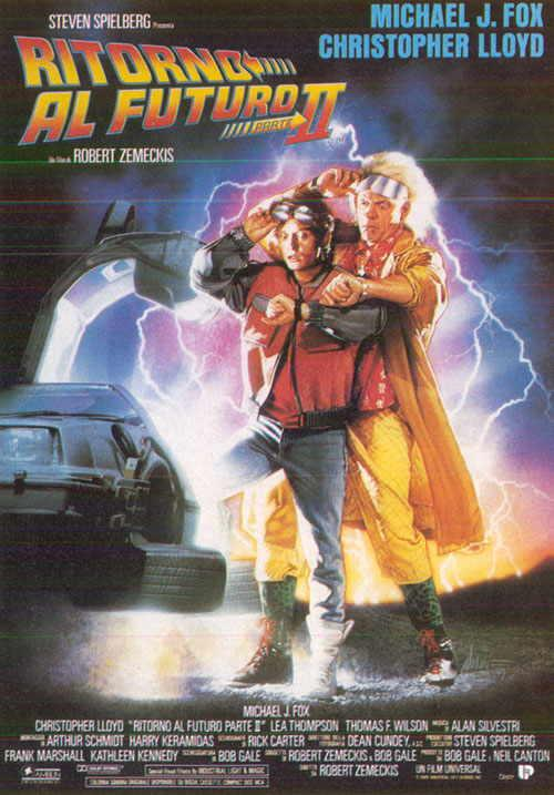 Back to the Future Part II 500x717