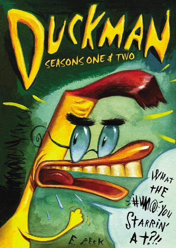 Duckman: Private Dick/Family Man