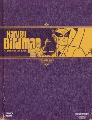 Harvey Birdman, Attorney at Law 323x420
