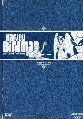 Harvey Birdman, Attorney at Law 348x497