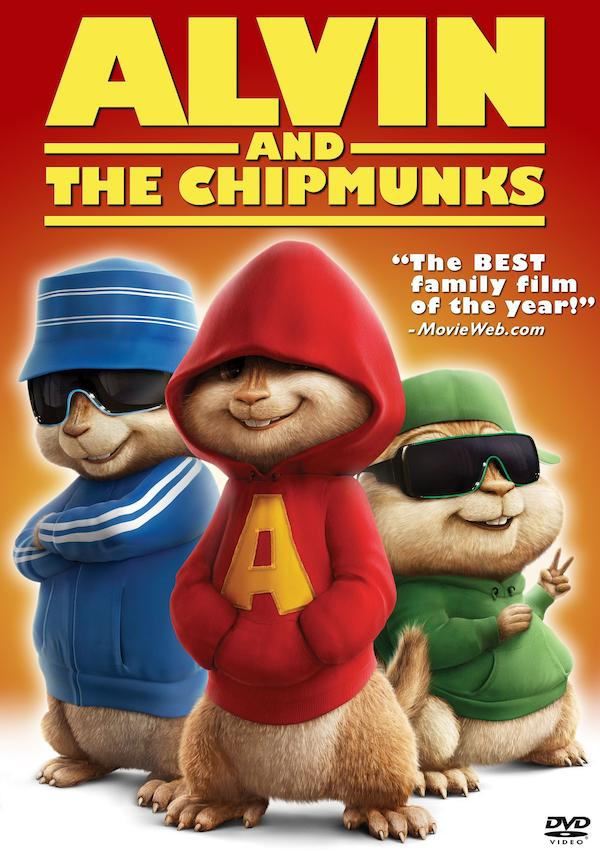 Alvin and the Chipmunks 1532x2174