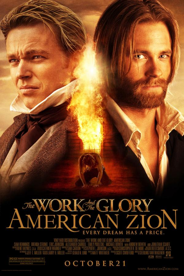 The Work and the Glory 1500x2250