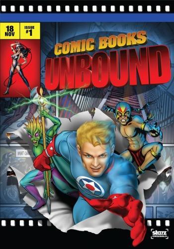 Starz Inside: Comic Books Unbound