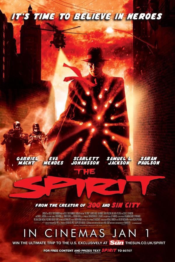 The Spirit 600x897