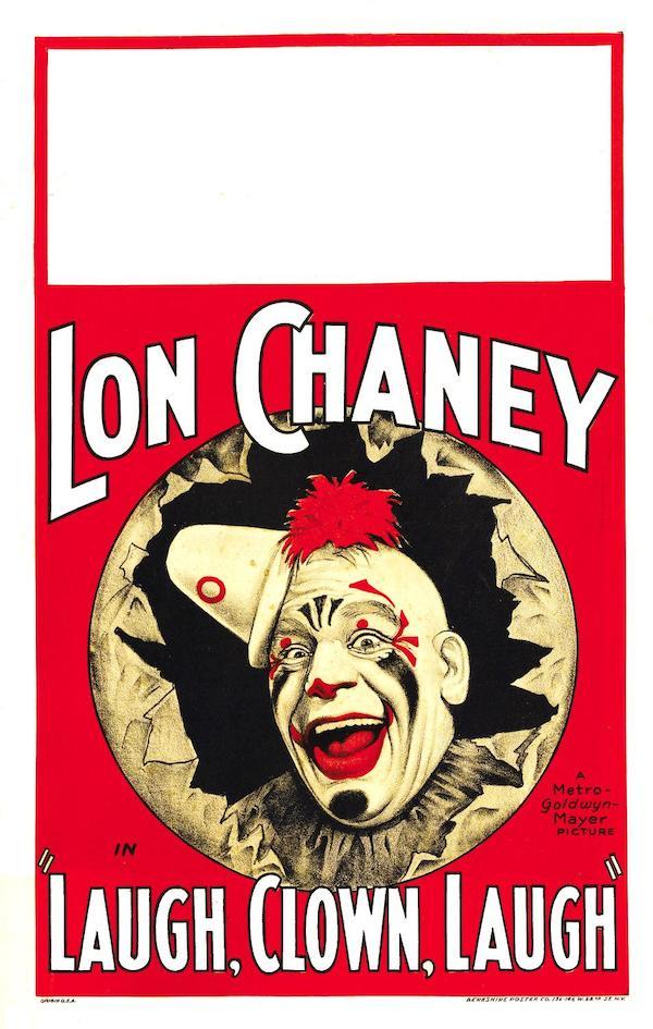 Laugh, Clown, Laugh 952x1500