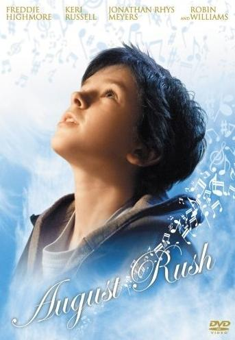 August Rush 343x496