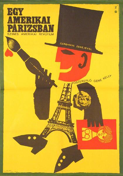 An American in Paris 420x600