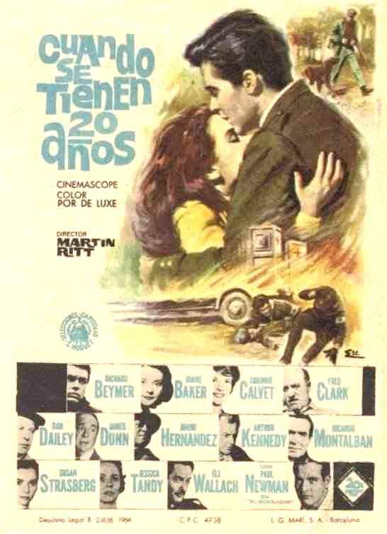 Hemingway's Adventures of a Young Man 546x753