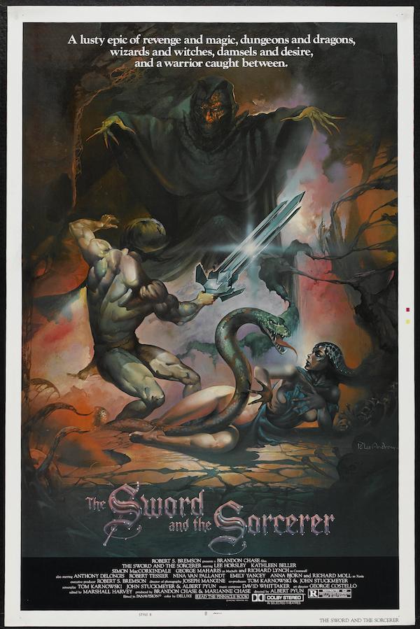 La espada y el hechicero