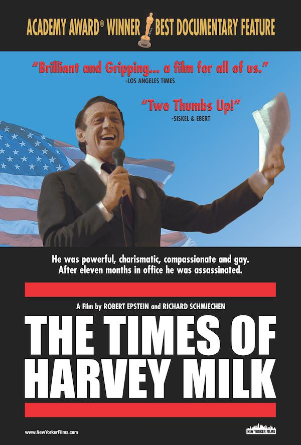 The Times of Harvey Milk 1500x2220