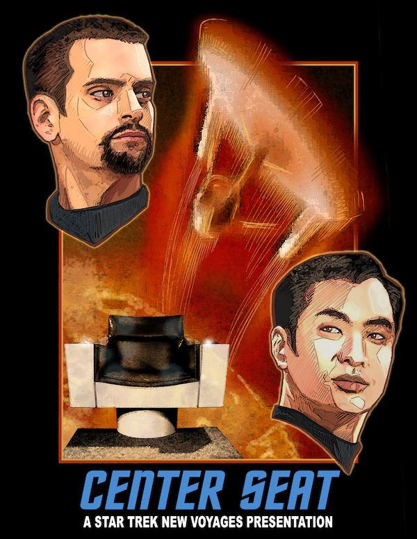 Star Trek: New Voyages 2550x3300