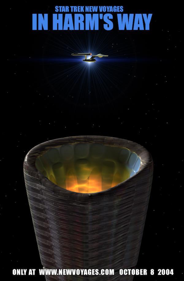 Star Trek: New Voyages 942x1442