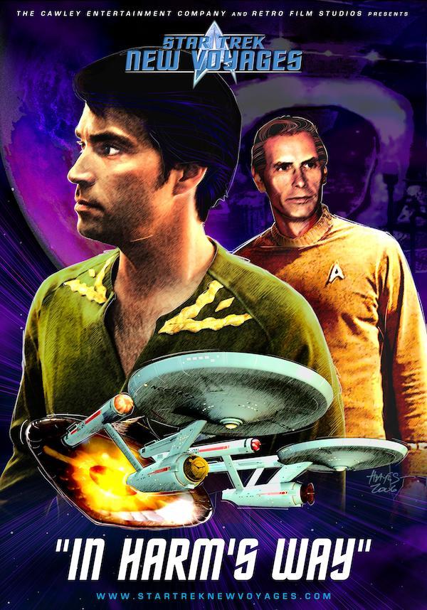 Star Trek: New Voyages 2098x3000