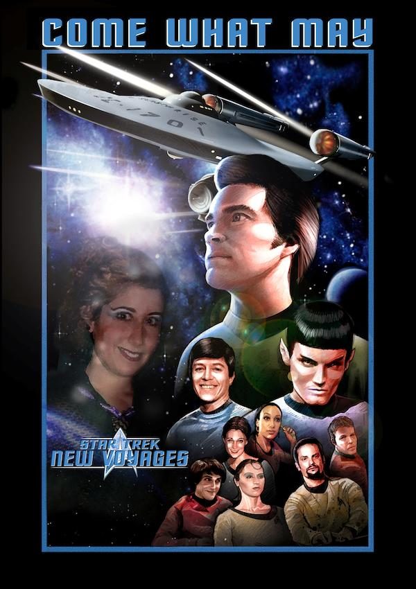 Star Trek: New Voyages 2330x3300