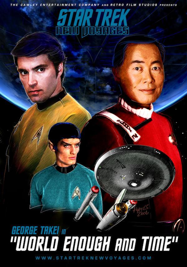 Star Trek: New Voyages 2100x3000