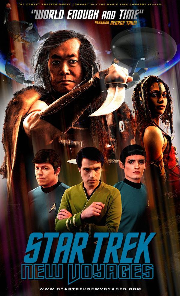 Star Trek: New Voyages 2227x3667