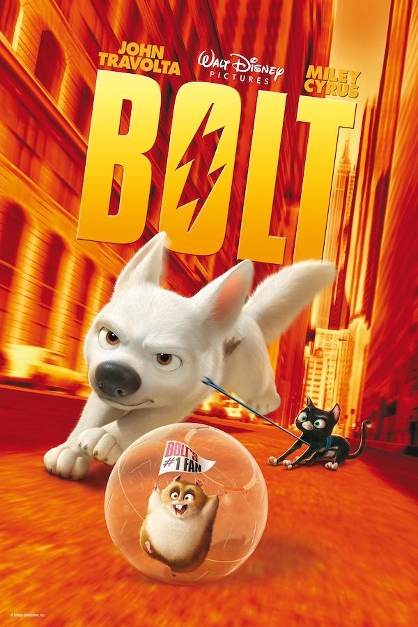 Bolt: Ein Hund für alle Fälle