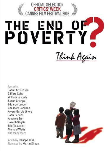 The End of Poverty? 375x508