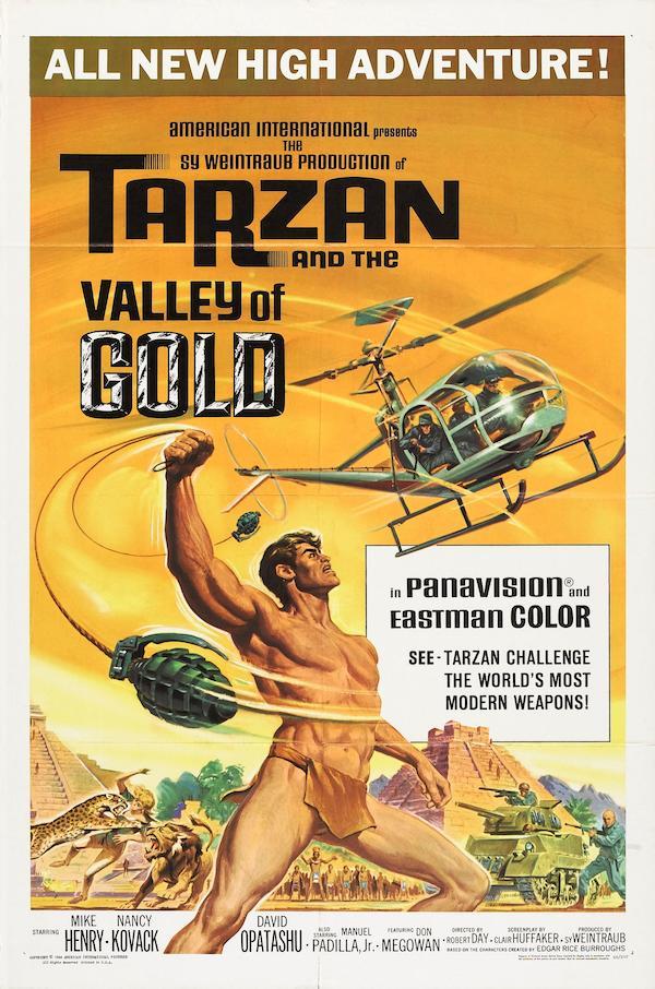Tarzan und das Tal des Goldes