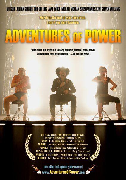 Adventures of Power 423x604