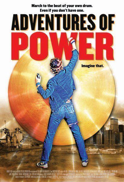 Adventures of Power 411x604