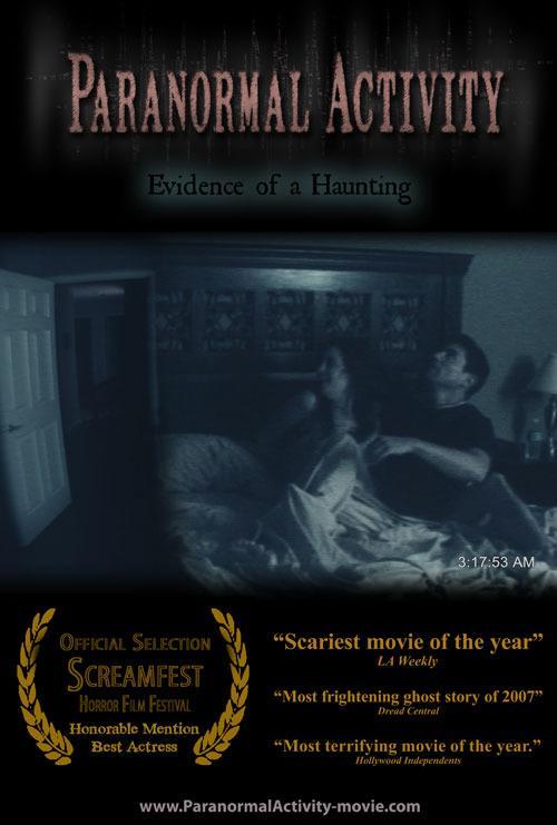 Paranormal Activity 500x741
