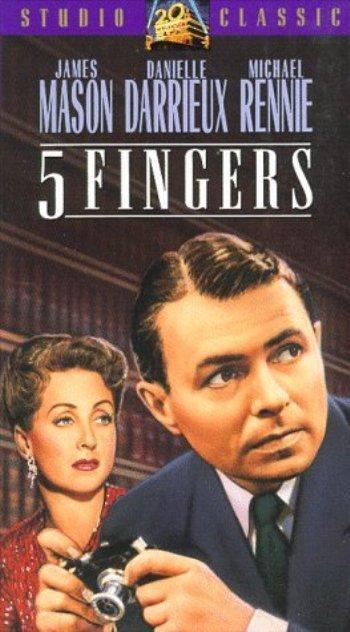 5 Fingers 350x632