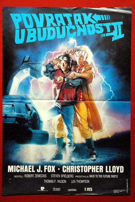 Back to the Future Part II 454x678