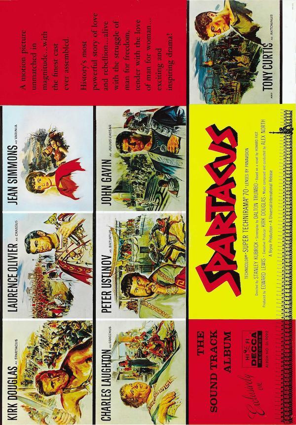 Spartacus 2091x3000