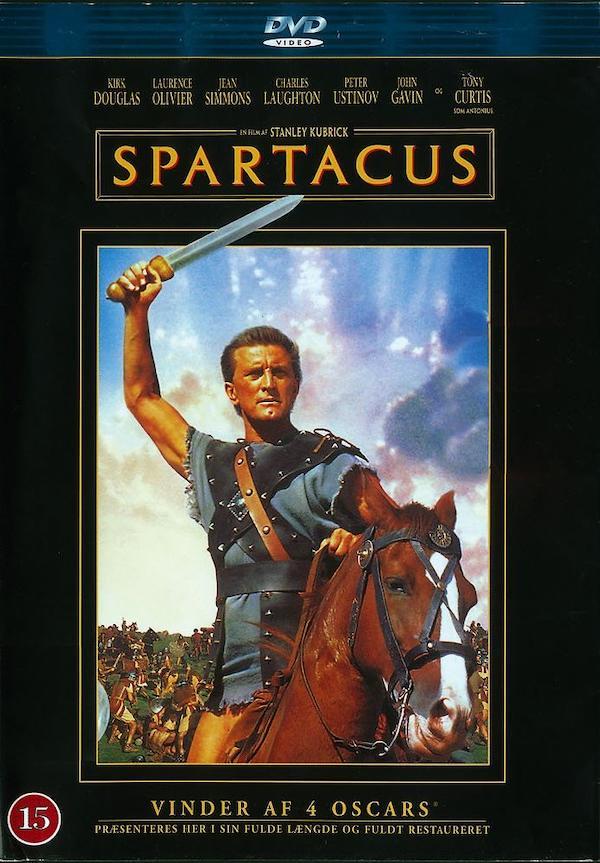 Spartacus 695x1000