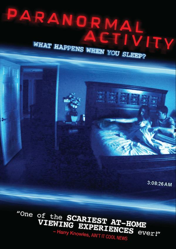 Paranormal Activity 2545x3600