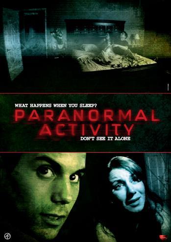 Paranormal Activity 349x494