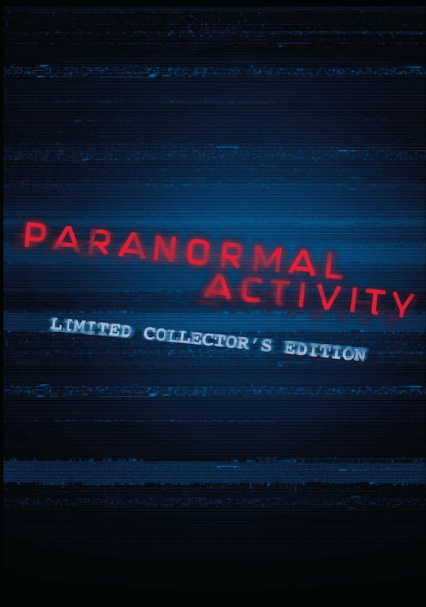 Paranormal Activity 2529x3600