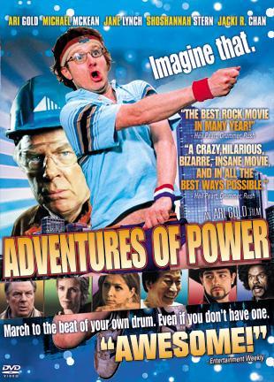 Adventures of Power 310x432