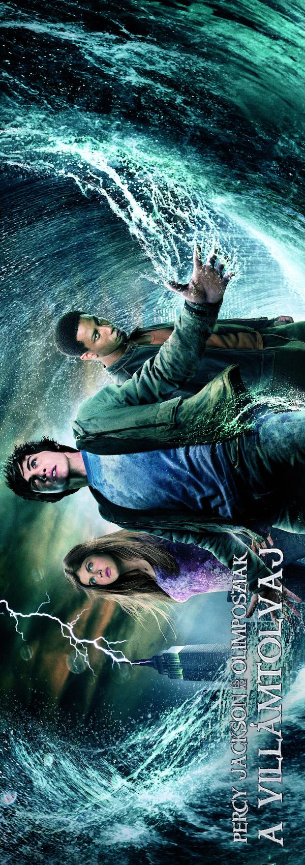 Percy Jackson The Olympians The Lightning Thief 2010 Movie Posters