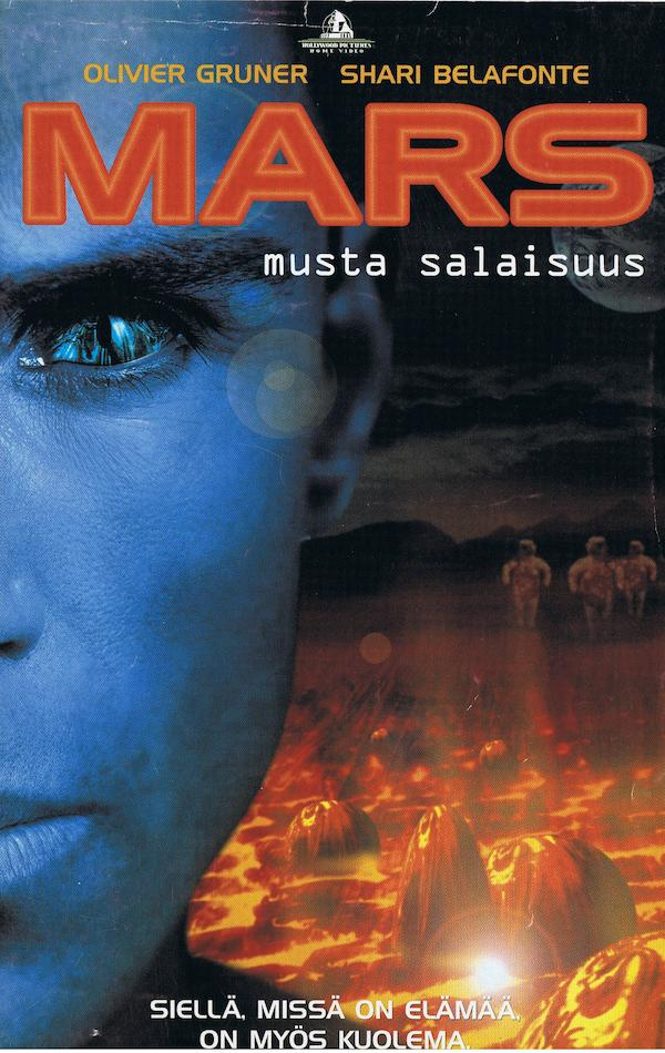 Mars - The Dark Secret