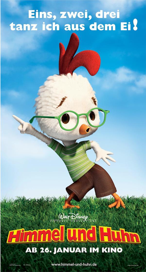 Chicken Little 2551x4735