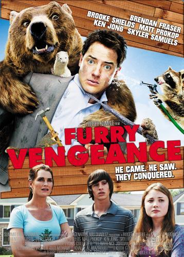 Furry Vengeance 358x500
