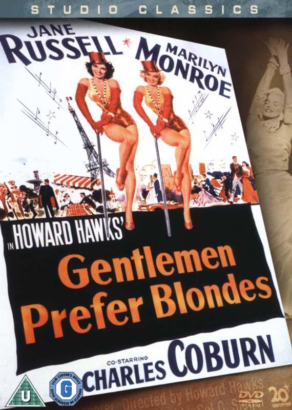 Gentlemen Prefer Blondes 570x800