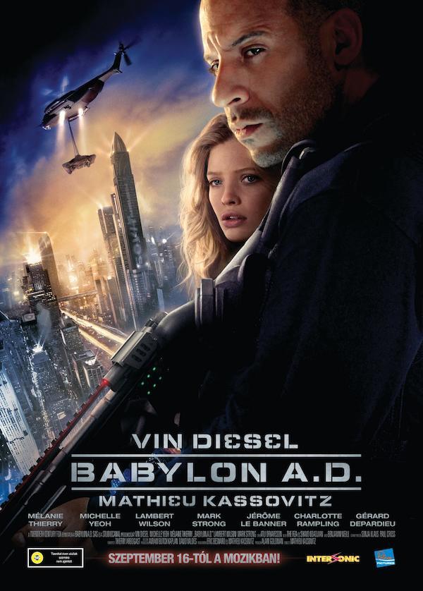 Babylon A.D. 1146x1600