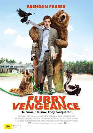 Furry Vengeance 300x430