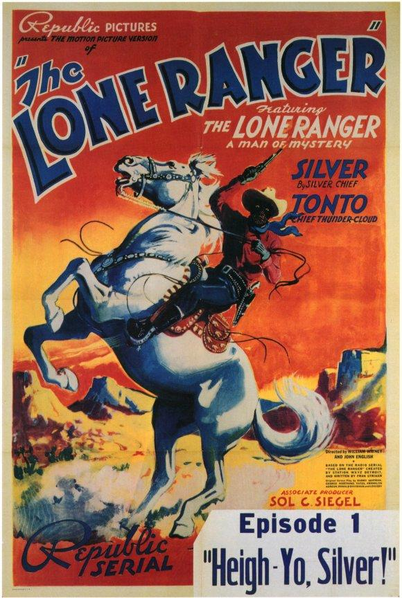 The Lone Ranger 580x864