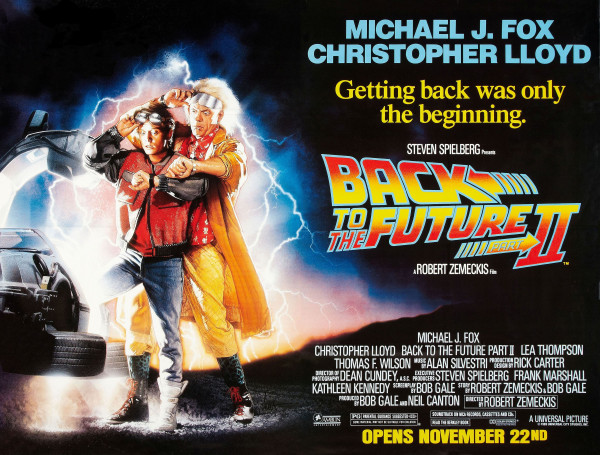 Back to the Future Part II 2275x3000