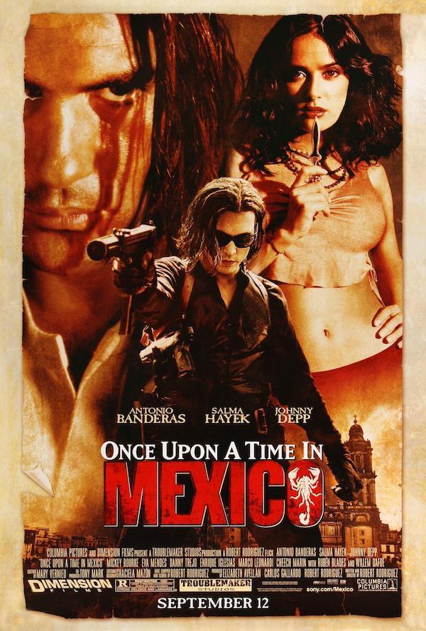 Legend of Mexico