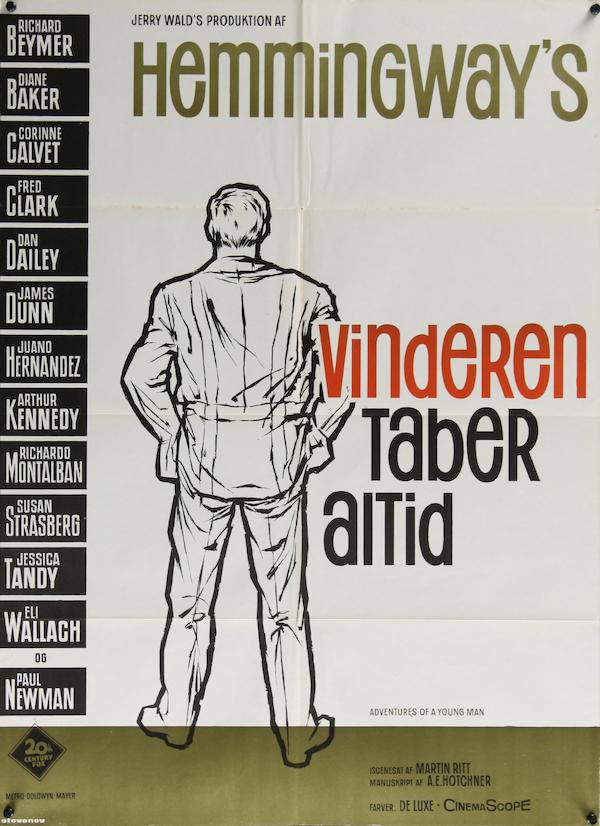 Hemingway's Adventures of a Young Man 2248x3096