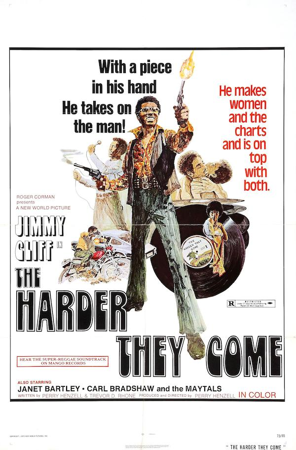 The Harder They Come 1933x2939