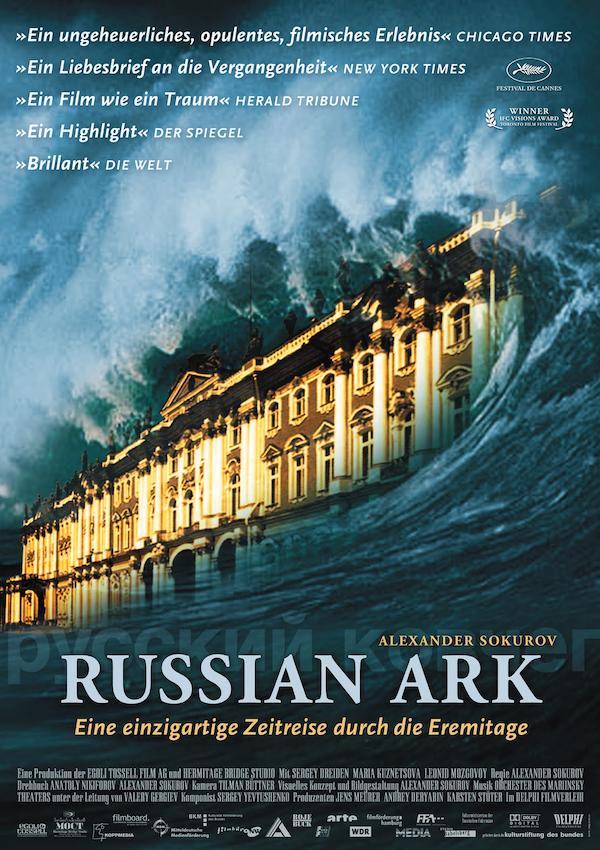 Az orosz bárka