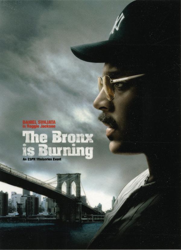 The Bronx Is Burning 1633x2253