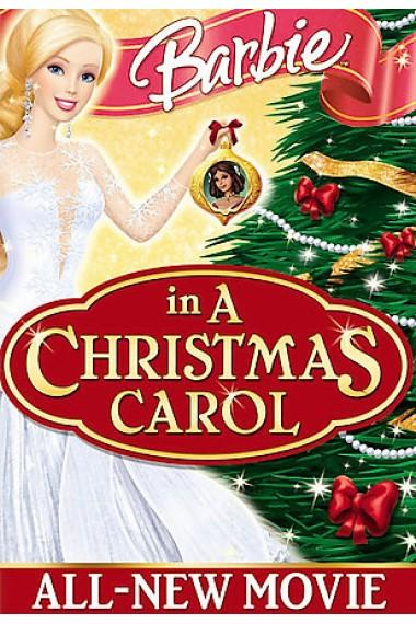 Barbie in 'A Christmas Carol' (2008) movie posters
