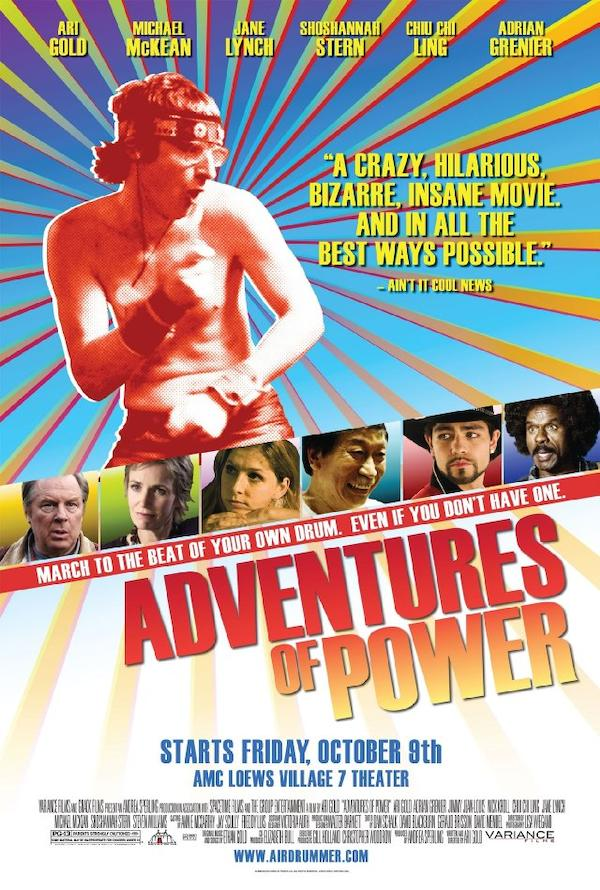 Adventures of Power 640x949
